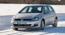 Volkswagen Golf.