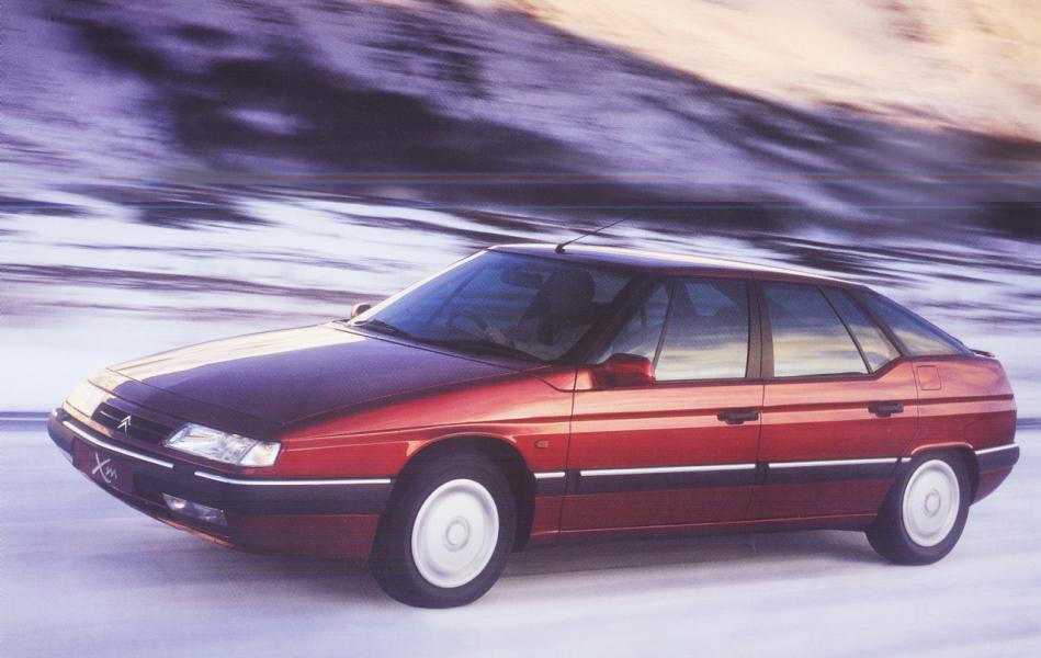 1990: Citroën XM