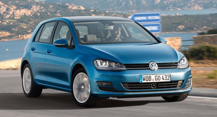 VW Golf blir Årets Bil enligt oddsen